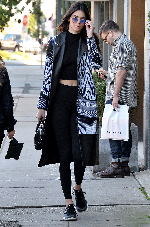 Street Style Kendall Jenner 2016