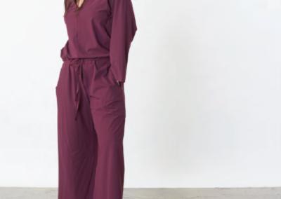 loose easy-wear, bryn walker, plum